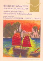 Recits de voyage et romans voyageurs - Couverture - Format classique