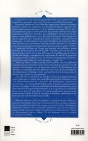La rébellion de 68 ; une relecture sociologique - 4ème de couverture - Format classique