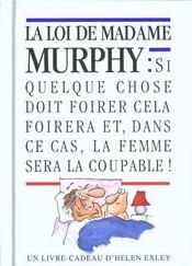 La loi de madame murphy - Intérieur - Format classique