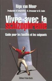 Vivre avec la schizophrenie - Intérieur - Format classique