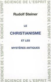 Christianisme et mysteres - Couverture - Format classique