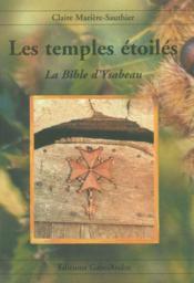 Les Temples Etoiles La Bible D'Ysabeau - Couverture - Format classique