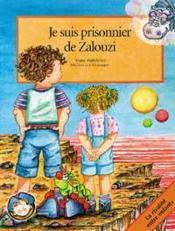 Je Suis Prisonnier De Zalouzi - Couverture - Format classique