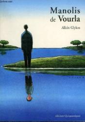 Manolis De Vourla - Couverture - Format classique