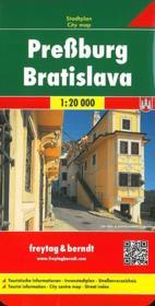 Bratislava, Pressburg - Couverture - Format classique