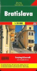 Bratislava, Pressburg - 4ème de couverture - Format classique