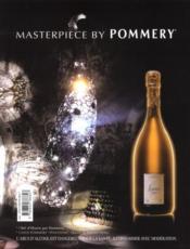 Expérience Pommery n.6 ; sons & lumières par Bertrand Lavier ; exposition au domaine Pommery à Reims - 4ème de couverture - Format classique