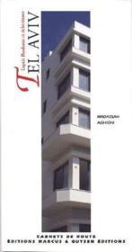 Tel Aviv - Couverture - Format classique