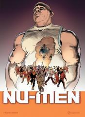 Nu-men t.1 ; guerre urbaine - Couverture - Format classique