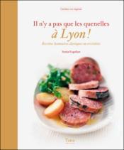 Il n'y a pas que les quenelles à Lyon - Couverture - Format classique