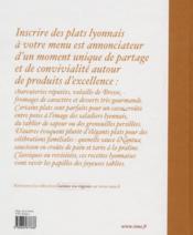 Il n'y a pas que les quenelles à Lyon - 4ème de couverture - Format classique