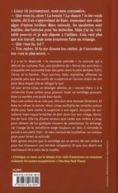 La rusalka - 4ème de couverture - Format classique