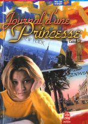 Journal D'Une Princesse - Tome 1 - Intérieur - Format classique