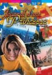 Journal D'Une Princesse - Tome 1 - Couverture - Format classique