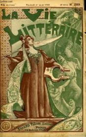 Madeleine. La Vie Litteraire. - Couverture - Format classique