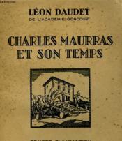Charles Maurras Et Son Temps. - Couverture - Format classique