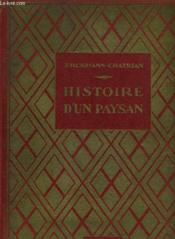 Histoire D'Un Paysan - Histoire De La Revolution Francaise Racontee Par Un Paysan. - Couverture - Format classique