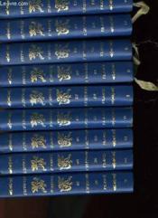Histoire D'Amour Et De L'Histoire De France - En 17 Volumes - Couverture - Format classique