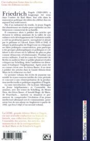 Écrits de jeunesse t.1 - 4ème de couverture - Format classique