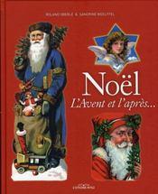 Noël, l'avent et l'après - Intérieur - Format classique