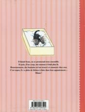 Chi ; une vie de chat T.1 - 4ème de couverture - Format classique