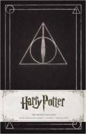 Harry Potter ; reliques de la mort ; carnet ligné avec pochette - Couverture - Format classique