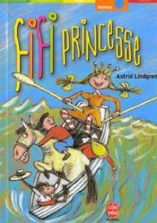 Fifi princesse - Couverture - Format classique