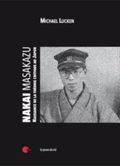 NakaMasakazu ; naissance de la théorie critique au Japon - Couverture - Format classique