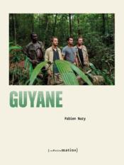 Guyane - Couverture - Format classique