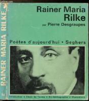 Rainer Maria Rilke - Collection Poete D'Aujourd'Hui N°14 - Couverture - Format classique