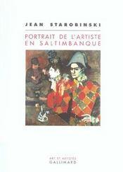 Portrait De L'Artiste En Saltimbanque - Intérieur - Format classique