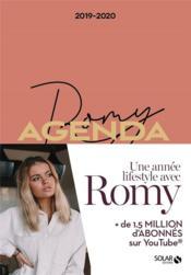 Agenda Romy (édition 2019/2020) - Couverture - Format classique