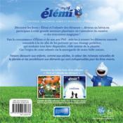 Elémi et l'odyssée des éléments t.5 ; le magma brûlant - 4ème de couverture - Format classique