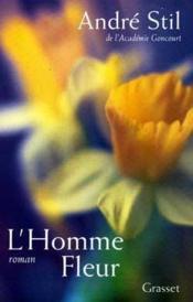 L'homme fleur - Couverture - Format classique