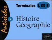 Histoire Geographie Terminales L Es S - Intérieur - Format classique