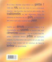Fete des galettes - 4ème de couverture - Format classique