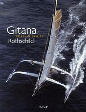 Gitana - 100 Ans De Passion Rothschild - Intérieur - Format classique
