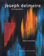 Joseph delmeire monographie - Couverture - Format classique