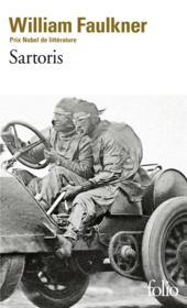 Sartoris - Couverture - Format classique