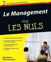 telecharger Le management pour les nuls (2e edition) livre PDF/ePUB en ligne gratuit