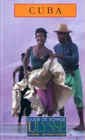 Guide Ulysse ; Cuba ; 3e Edition - Couverture - Format classique