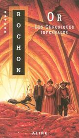 Les chroniques infernales - tome 5 or - Intérieur - Format classique
