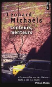 Conteurs, menteurs - Couverture - Format classique