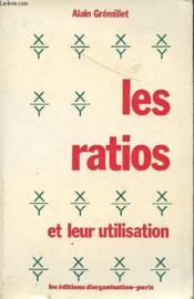 Les Ratios et leur utilisation - Couverture - Format classique