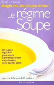 Le Regime Soupe - Intérieur - Format classique