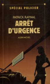 Arret D'Urgence - Couverture - Format classique