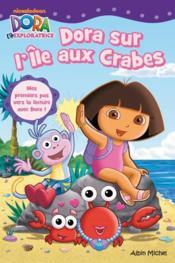 Dora sur l'île aux crabes - Couverture - Format classique