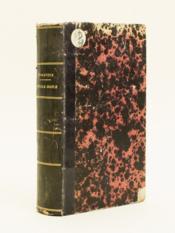 Henrici Hoogeveen Doctrina Particularum Graecarum. Recensuit, breviavit et auxit Christian. Godofr. Schütz - Couverture - Format classique