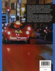 Les lumières de la nuit ; peinture à l'huile - 4ème de couverture - Format classique