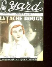 La Tache Rouge - Murder By Aristocrat - Couverture - Format classique